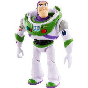 Juguete Buzz Lightyear Toy Story 4 con voz y sonidos, mas de 15 sonidos y frases