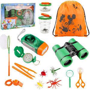 Kit de explorador para niños