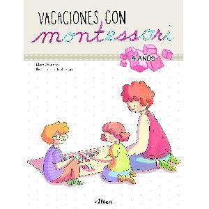 Libro Montessori vacaciones