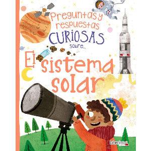 Libro sobre el Sistema Solar para niños