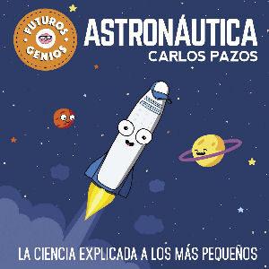 Libro de astronáutica para niños