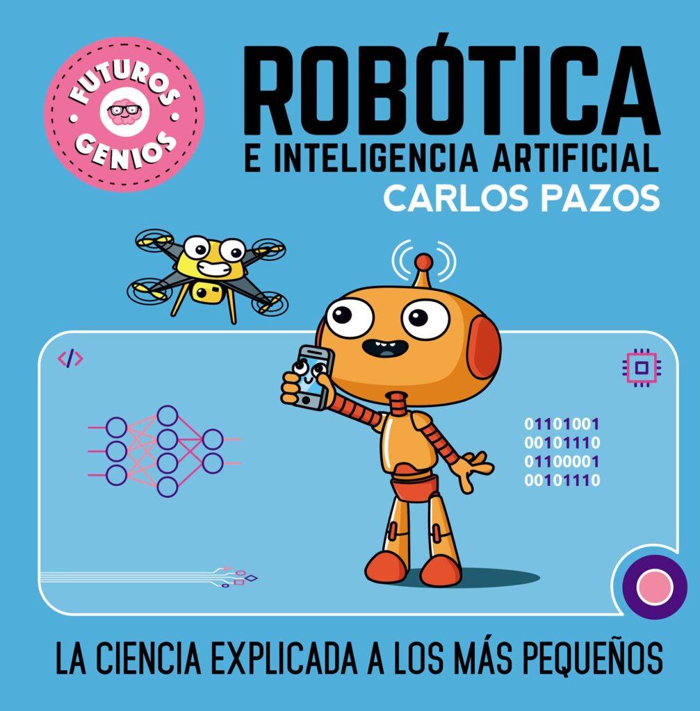 Libro inteligencia artificial para niños