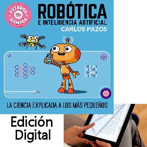Libro digital de robótica e inteligencia artificial para niños