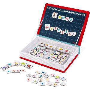 Libro magnético para completar palabras