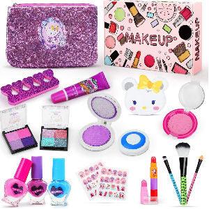 Maquillaje y cuidado de uñas para niñas y niños