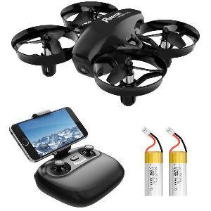 Mini dron para niños con cámara y 6 ejes