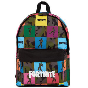 Mochila Fortnite multicolor
