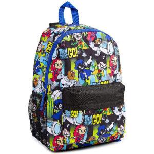 Mochila Teen Titans Go para niños