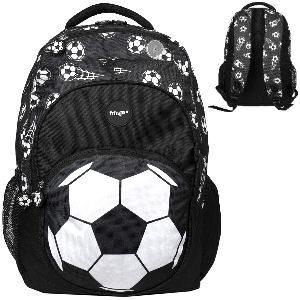 Mochila balón de fútbol para niños