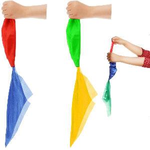 Pañuelo truco de magia para niños