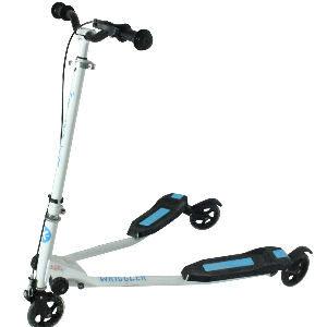 Patinete Wriggler de 3 ruedas para niños