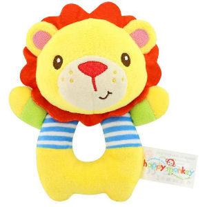 Peluche recién nacido león