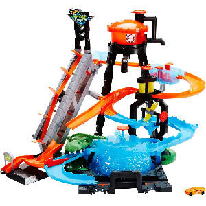 Pistas de coches Hot Wheels para niños