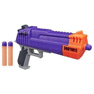 Pistola Nerf Fortnite dispara dardos