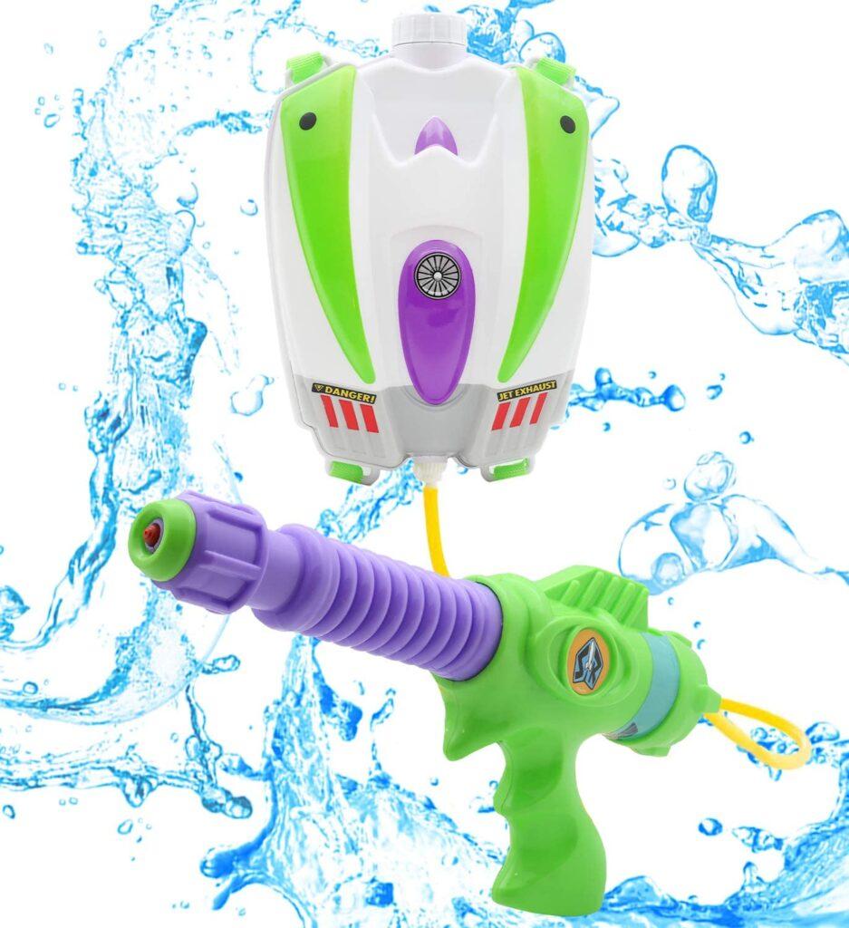 Pistola de agua de Buzz Lightyear