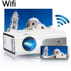 Proyector cine casa wifi