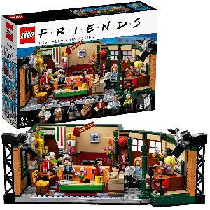 Set de LEGO de la cafetería de Friends por el 25 aniversario