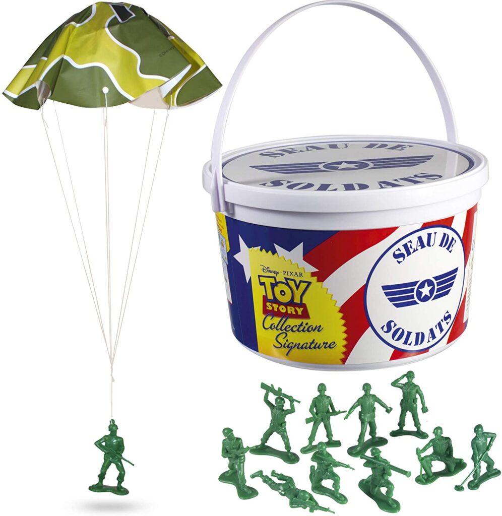 Soldaditos de plástico de Toy Story