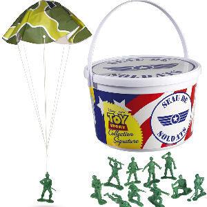 Figuras soldados de plástico de Toy Story