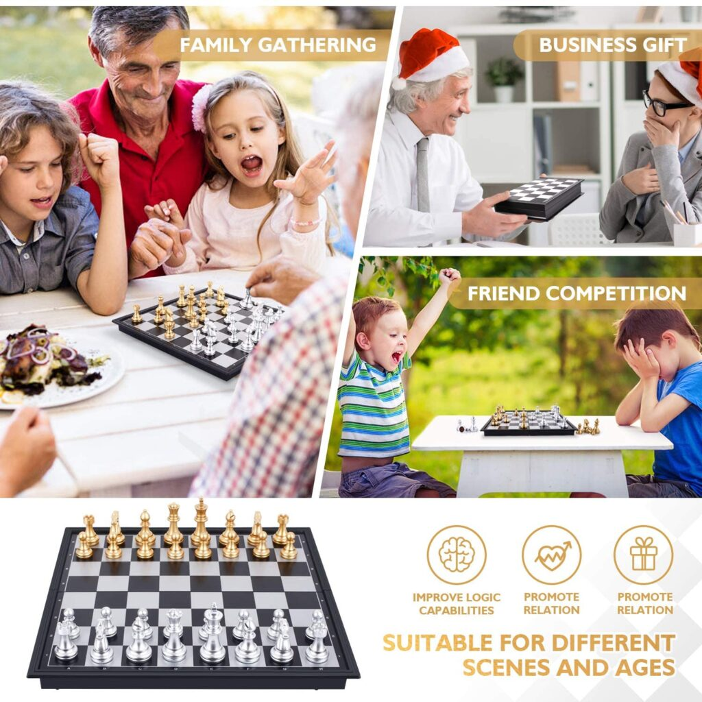 Tableros de ajedrez para niños