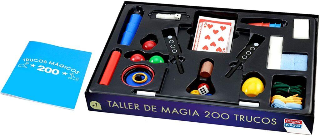 Packs de magia con muchos trucos para niños