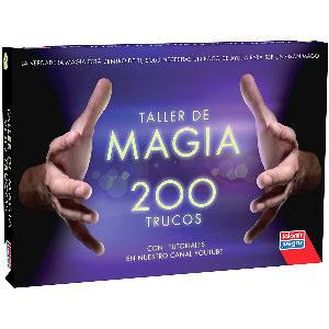 Taller de magia con 200 trucos diferentes para niños