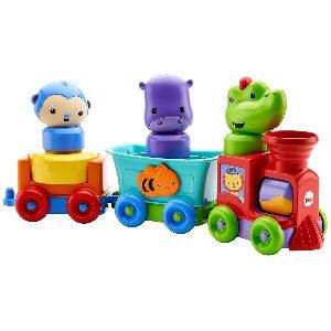 Tren de juguete para niños
